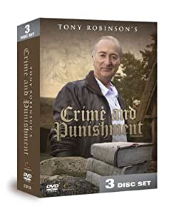 Tony Robinson's Crime And Punishment [DVD] (2007)