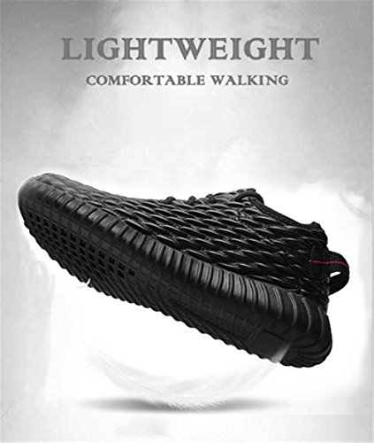 Iceunicorn Men Sneakers Calzado Deportivo Running Running Sport Sneaker Casual Tenis Al Aire Libre Sneakers Black-dy