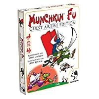 Pegasus-Spiele-17233G-Munchkin-Fu-Guest-Artist-Edition-Kovalic-Version
