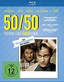 50/50 - Freunde fürs (Über)Leben [Blu-ray]