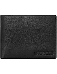 Laurels Corporate Black Men's Wallet (Lw-Crp-02)