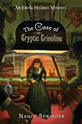 (The Case of the Cryptic Crinoline) By Springer, Nancy (Author) Hardcover on (05 , 2009)
