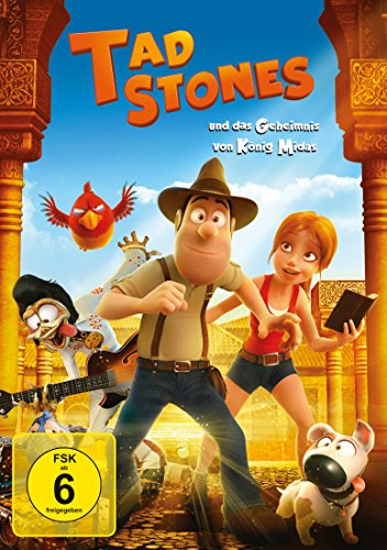 Shrek Dvd-filme, (Tad Stones und das Geheimnis von König Midas)