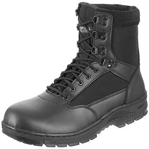 Surplus - Schuhe Security Boots (9-Loch) (in 40),schwarz