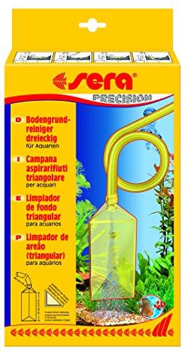 sera 08565 Bodengrundreiniger (dreieckig) - Mit dem sera Bodengrundreiniger entfernen Sie einfach Mulm aus dem Aquarienkies