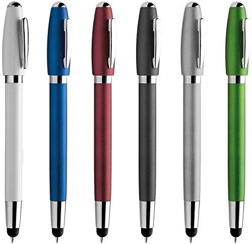 Penne personalizzabili personalizzate con nome logo o slogan gadget promozionali - palm pd098 - 100 pezzi stampa 1 colore