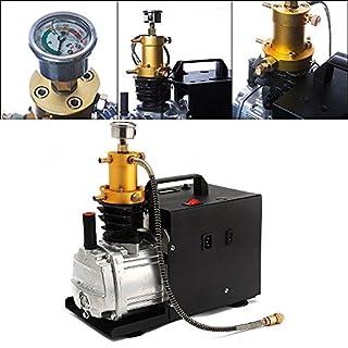 Elektrische Druckluft Kompressor 1800W 300 bar 50L/M kompressor Pumpe LuftPumpe
