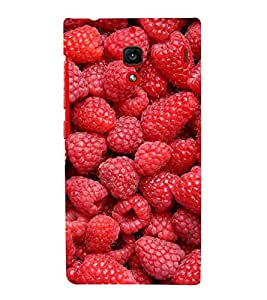 ASSORTED STRAWBERRIES PIC 3D Hard Polycarbonate Designer Back Case Cover for Xiaomi Redmi 1S :: Xiaomi Redmi (1st Gen)