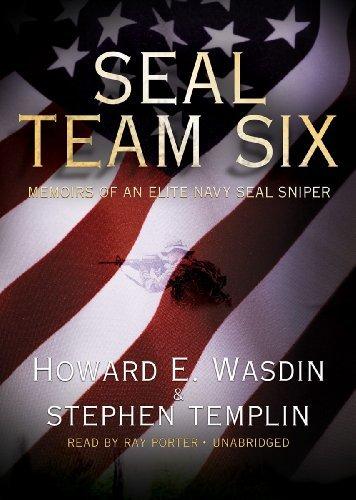 SEAL Team Six: Memoirs of an Elite Navy SEAL Sniper by Howard E. Wasdin (2011-05-05)