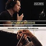Schubert Sessions. Lieder avec guitare