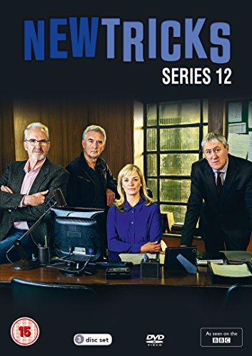 New Tricks Series 12 [3 DVDs] [UK Import] (3 Season Tricks New)