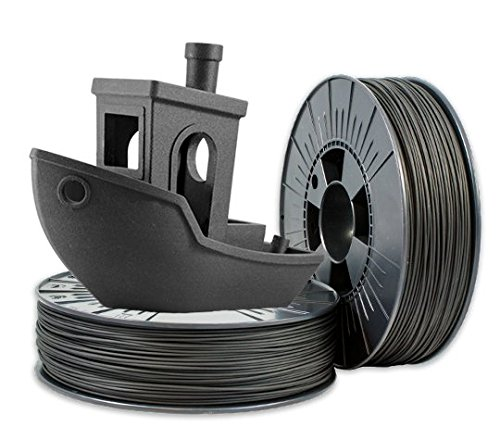 TECHNOLOGY OUTLET PREMIUM PET-G CARBON-T FILAMENT (1.75mm) -