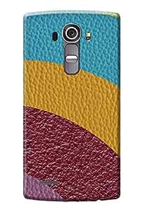 LG G4 Back Cover, Premium Quality Designer Printed 3D Lightweight Slim Matte Finish Hard Case Back Cover for LG G4 by Tamah