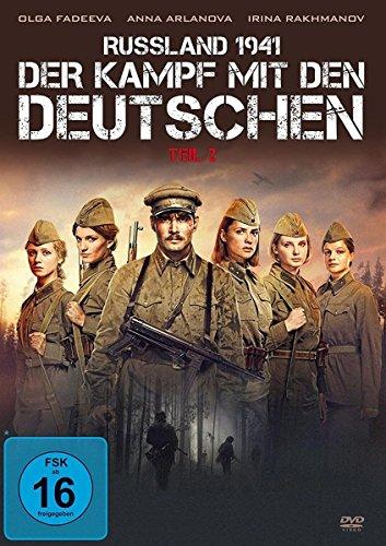 Russland 1941, Teil 2 – Der Kampf mit den Deutschen