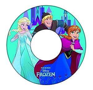 GIM-Disney Princess Frozen Flotador Hinchable bajo Licencia, 871-57110, 51cm