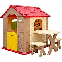 cabane de jardin plastique pour enfant. Black Bedroom Furniture Sets. Home Design Ideas
