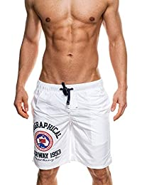 Geographical Norway quality men's polo bathing swimming shorts, bermuda shorts