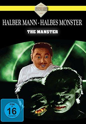 The Manster: Halber Mann - halbes Monster