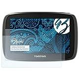 Bruni Schutzfolie für Tomtom Start 60 (2014) Folie - 2 x glasklare Displayschutzfolie