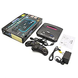 GOZAR Kong Feng Game Player 16 Bit Md2 Orginal Ntsc/Pal System Video Spielkonsole