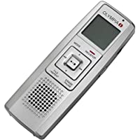 Olympia Memo 99 II dictaphone - dictaphones (132 h, 512 MB, LCD, USB, SD, Voice Manager) - Confronta prezzi