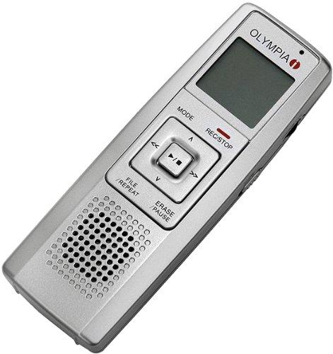 Olympia 2422 Memo 99II Diktiergerät 512 Mb Flashspeicher