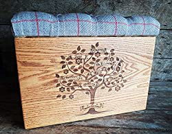 Family Tree Cache Stool
