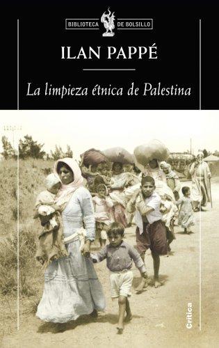 La limpieza étnica de Palestina (Biblioteca de Bolsillo) por Ilan Pappé