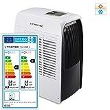 Climatiseur mobile avec 7000BTU, local climatisation TROTEC PAC 2000X...