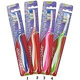 Colgate - Brosse a dent - ZIG ZAG - Medium - couleur ALEATOIRE - 943