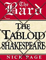 The Tabloid Shakespeare by Nick Page (1999-04-06)