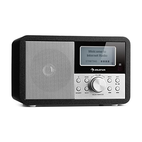Auna-Worldwide-Internetradio-WLAN-RADIO