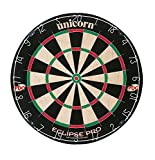 Unicorn Bristle Dartboard Eclipse, mehrfarbig, 054722794037