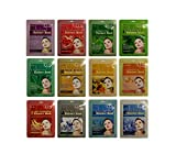 Pack di maschere tessuti per cura del viso per tutti tipi di pelle–Cosmetici coreani