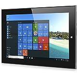 "Teclast Tbook 16 - Tablet TC Android 5.1 (11.6"" HD Pantalla, 1920*1080 Resolución, Windows 10, x5-Z8300 Quad Core, 4GB RAM, 64GB ROM, Batería 8000mAh, Cámara Dual,Bluetooth 4.0, 3G, Wi-Fi , G - sensor, BT, OTG, GPS)"