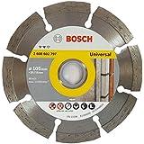 Bosch 105mm Diamond Cutting (Silver) Pack of 10