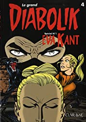 Le grand Diabolik, Tome 4 : Eva Kant