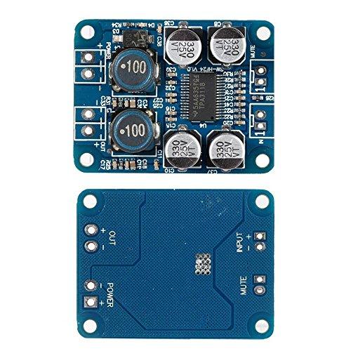 ARCELI TPA3118 PBTL Mono Amplificateur Numérique Conseil Module 1x60 W Puissance AMP DC 8-24 V