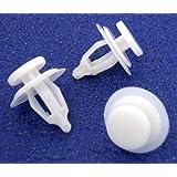 10 x Clips Agrafe Plastique Moulures et Bandeaux - Citroen - Saxo Xsara Berlingo Xantia - 6990.50 / 699050 - Panneaux de Portes / Garnissages - LIVRAISON GRATUITE!