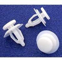 10x Citroen Saxo Xsara Berlingo Xantia - Remaches Plásticos - Clips Para Panel Puerta Pack Molduras - Coche Grapas - Franqueo libre!