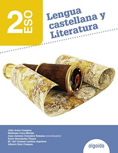 Lengua Castellana y Literatura 2º ESO - 9788490673799
