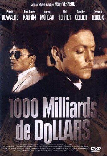 Bild von 1000 milliards de dollars [FR Import]