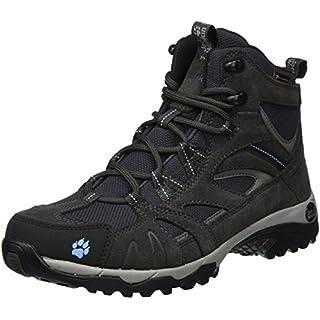 Jack Wolfskin Vojo Hike Texapore 4011371 Damen Wanderschuhe, blau (light sky 1132), 43