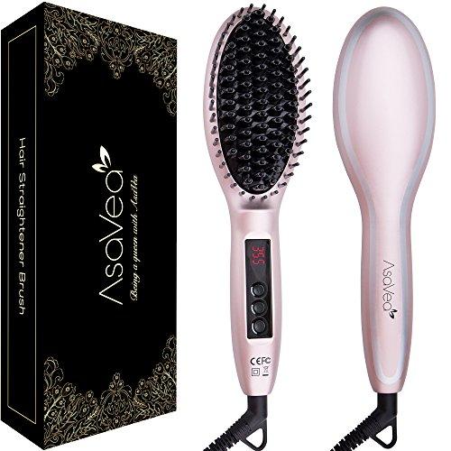 AsaVea Glättbürste - sehr beliebt und für viele Haartypen geeignet