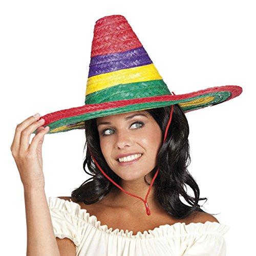 Boland 95460 - Sombrero Puebla, One Size