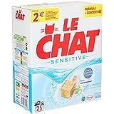 LE CHAT Lessive Sensitive en poudre 25 lavages