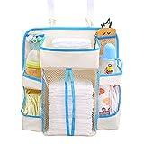 Organizador de pañales, Sunzit para bebé organizador multifunción para colgar en la mesita de...