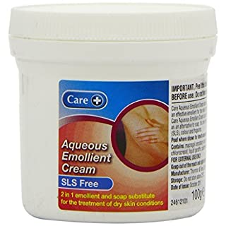 Care Aqueous Emollient Cream, 100 g