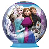 Ravensburger Disney Frozen 72 Piece 3D Puzzleball