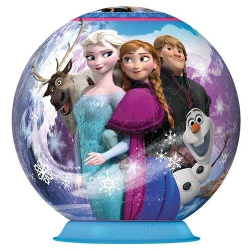 Ravensburger Disney Frozen 72 Piece 3D Puzzleball